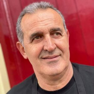 Savvas Epeslis, eigenaar kok van El Greco Huizen