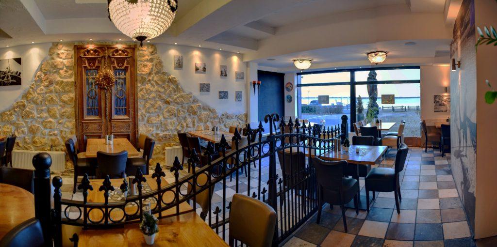 Gezellig eten bij Grieks Restaurant El Greco Huizen